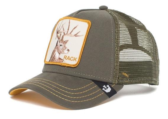 Gorras Goorin Bros Baseball Rack Animal Farm Trucker Oficial