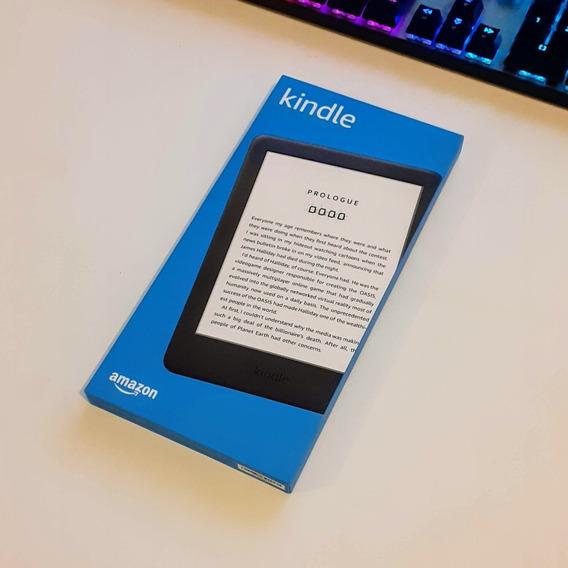 Novo Kindle 10a Geração Com Iluminação