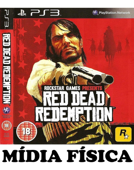 Red Dead Redemption - Ps3