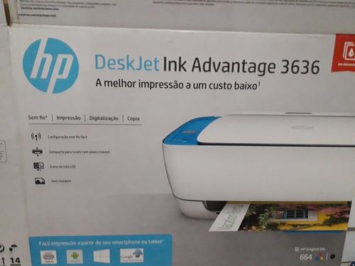 Impressora Hp Smart, Deskjet.