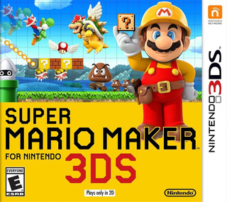 Super Mario Maker 3ds [digital]