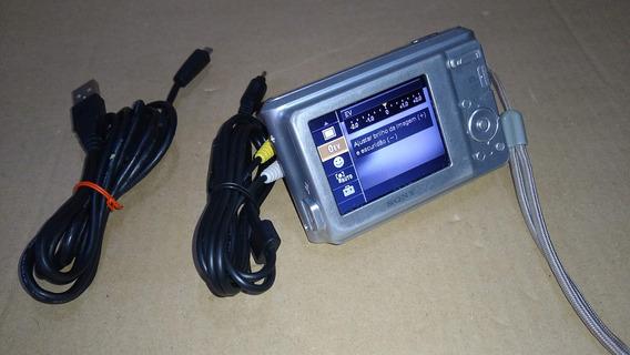 Camera Filmadora Digital Sony Cyber-shot Dsc-s1900 10.1m Pix