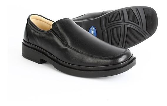 Zapato Onena Clinicus Hombre Ancho Delicado 1306 Brown Black
