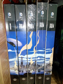 Batmam - Terra De Ninguém - 5 Volumes