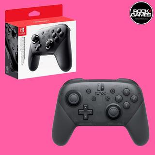 Controle Nintendo Switch Pro Controller Original Novo Modelo