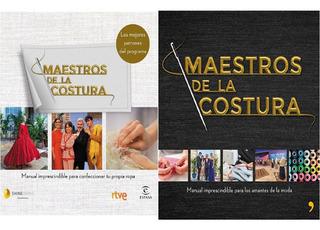Pack De 2 Libros Maestros De La Costura