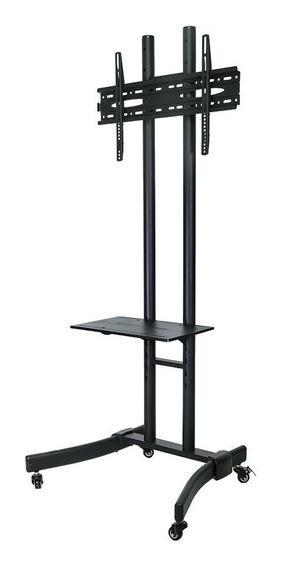 Suporte Pedestal Chão C/ Rodas Tv 26 A 60- Sm-st05