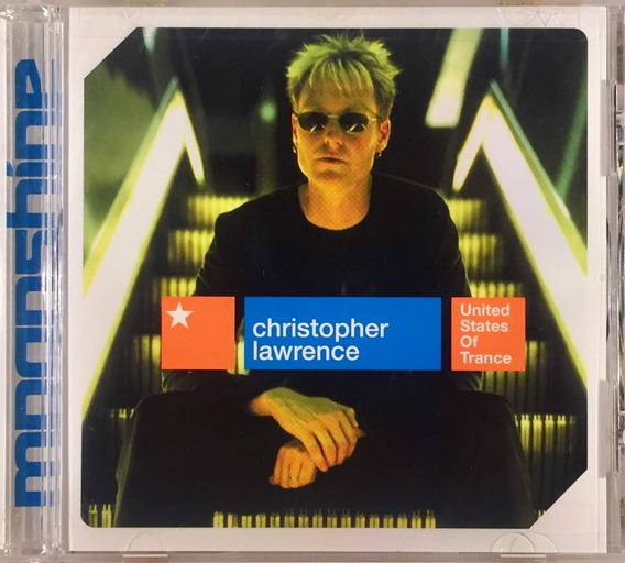 Cd Christopher Lawrence - United States Of Trance - Lacrado