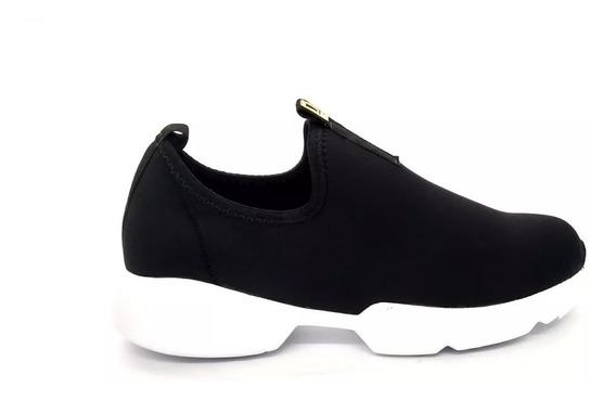 Tenis Vizzano Neoprene Sock Sneaker 1314.105 Charme Modas