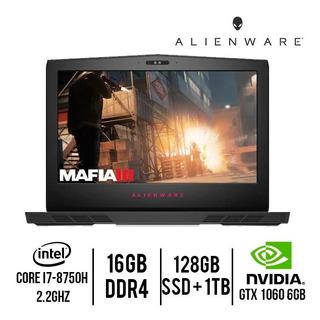 Dell Allienware I7 3.8gh,16gb, Gtx 1070 8gb,15 1tb+128ssd