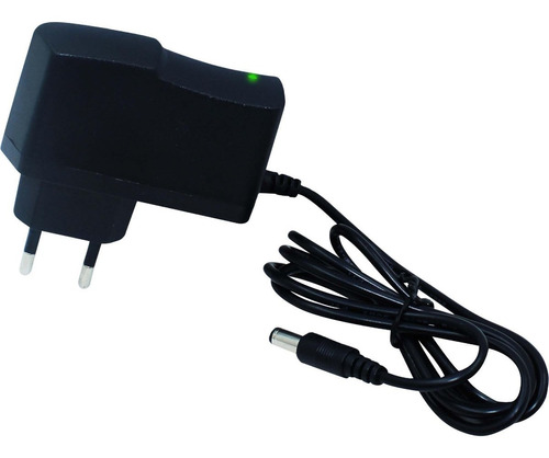 Fonte 9 Volts 1 Amper Pedal, Pedaleiras E Teclado Casio Mxt
