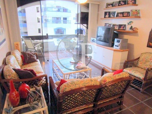 Apartamento Com 3 Dormitórios À Venda, 112 M² Por R$ 490.000,00 - Enseada - Guarujá/sp - Ap5682