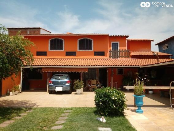 Excelente Casa Na Praia Da Barra De Maricá Com 04 Quartos | 480m² - Mar01