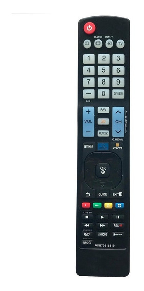 Controle Lg Smart 3d Função My Apps Akb73615319 Akb73615320