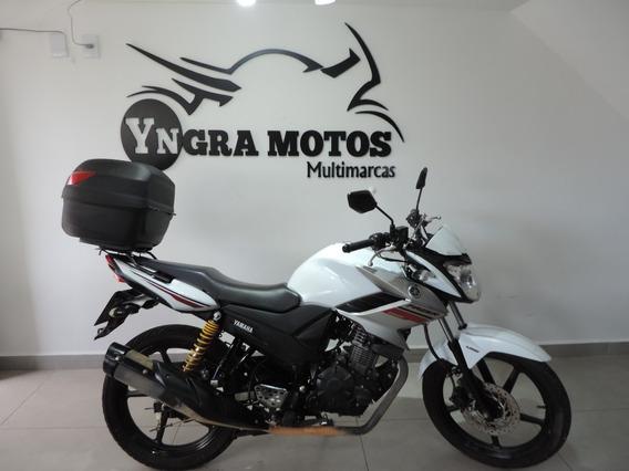 Yamaha Ys Fazer 150 Sed Flex 2019 Linda
