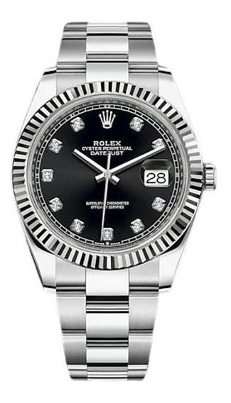 Relogio Feminino Rolex Lady Datejust, Completo!!