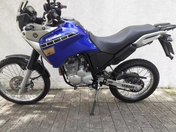 Yamaha Tenere 250 Xtz Blueflex 2016 Blueflex