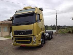Volvo Fh 440 2011 6x2 Globetrotter Completo