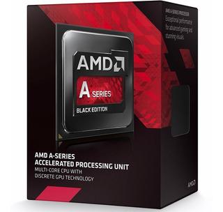 Amd Apu A8-7650k 3.3 Ghz