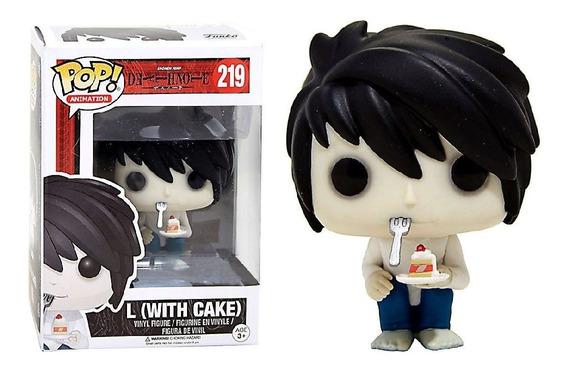 L With Cake Funko Pop