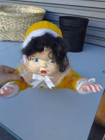 Antiga Boneca Dorminhoca Anos 70