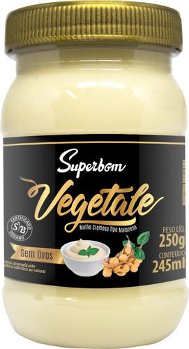 Molho Vegetale (maionese Vegana)
