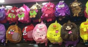 Mochila Bebê Infantil Animais Bolsa Zoo Kids Bichinho