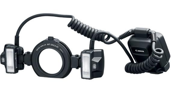 Flash Canon Mt-26ex . Preto