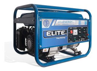 Planta Eléctrica A Gasolina 2.5 Kw 110v 2g25 Elite