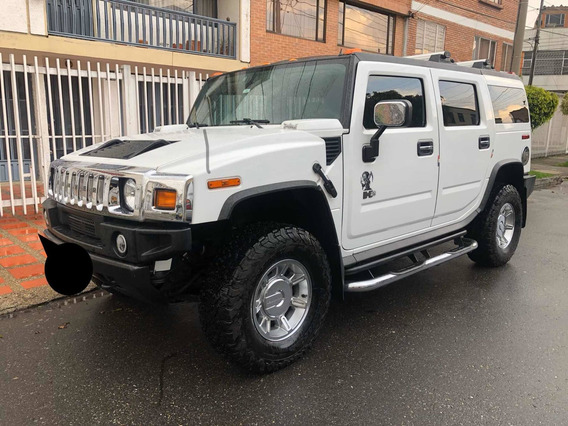 Hummer H2, Suv Awd 4x4 At Full