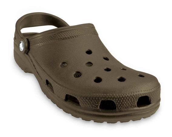 Crocs Classic Originales Adulto Chocolate