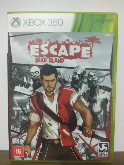 Dead Island Escape Midia Fisica Xbox 360