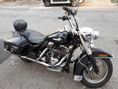 Harley Davidson Road King Classic 2005 Otimo Preço