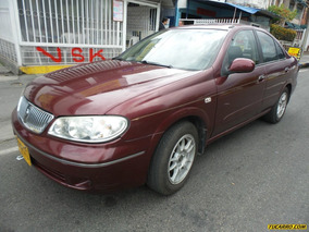 Nissan Almera Sg At 1600cc 4p