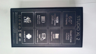 Celular Blu Studio Xl 2