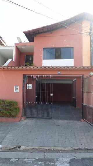 Casa Residencial À Venda, Jardim Santa Mena, Guarulhos - Ca0147. - Ca0147
