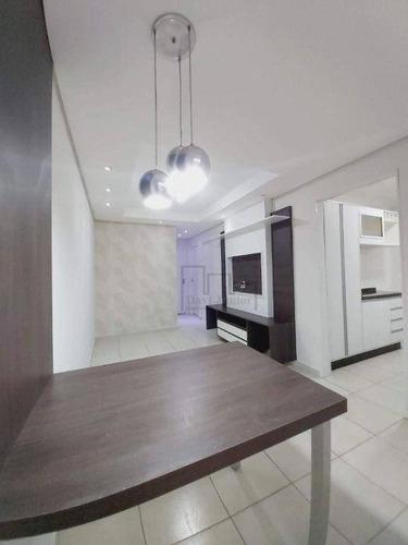Imagem 1 de 16 de Casa Com 3 Dormitórios À Venda, 76 M² Por R$ 320.000,00 - Condomínio Residencial Villa Del Rey - Sorocaba/sp - Ca2518