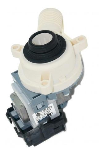 Imagen 1 de 5 de Bomba Lav. Whirlpool Usa W10465543 / Wpw10465543 / B25-3a01