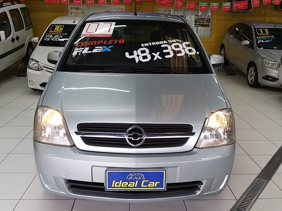 Chevrolet Meriva 1.8 Mpfi Joy 8v Flex 4p Manual