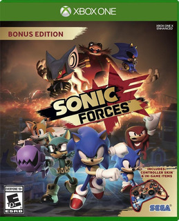 Sonic Forces Xbox One - S001