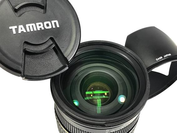 Lente Tamron Sp 28-75mm 2.8 Super Luminosa + Macro P Nikon §