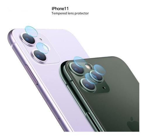 Imagem 1 de 7 de Película Câmera iPhone 11 Hprime Lens Protect Original C Nf