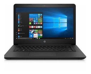 Notebook Hp 14ck0001la Intel Celeron 500gb