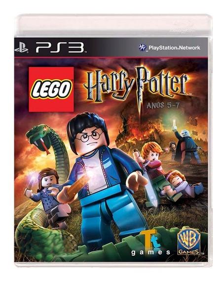 Lego Harry Potter Anos 5-7 - Ps3 - Usado - Original
