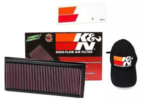 Filtro De Ar Kn Inbox Jetta Gli Golf Gti Mk7 A3 2.0t 33-3005