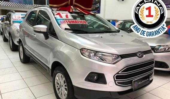 Ford Ecosport Se 1.6 16v Powershift (flex)