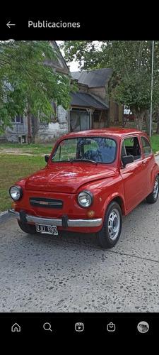 Imagen 1 de 15 de Fiat 600 S 1978
