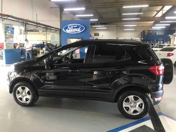 Ford Ecosport 2017 1.6 16v Se Flex 5p
