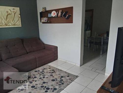 Imagem 1 de 18 de Apartamento Com 2 Dormitórios À Venda, 75 M² Por R$ 215.000,00 - Jardim Morumbi - Indaiatuba/sp - Ap2157