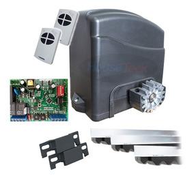 Kit Motor Portão Automático Eletrônico Deslizante Agl